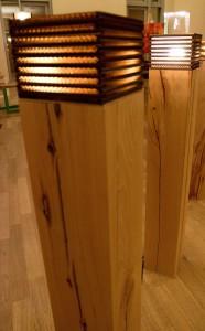 Lampen Massivholz